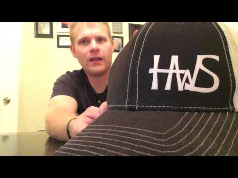 Richardson Trucker Hat and Hotink Apparel review