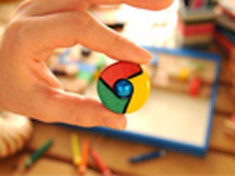 Google Japan's Chrome Design Animation