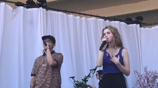 Drown   Clairo With Cuco At Lollapalooza 2018