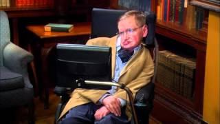 Sheldon meets Stephen Hawking- The big bang theory