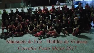 Festa Major 2017   Correfoc Pl  Picasso
