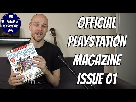 Official Playstation Magazine Issue 01 | November 1995