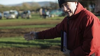 How to judge of Manx style ploughing match