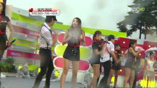 5Dolls - Like This or That (2011 MBC Love Sharing 110715)
