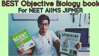 Best biology objective book for NEET AIIMS JIPMER Ft. Biology gear up