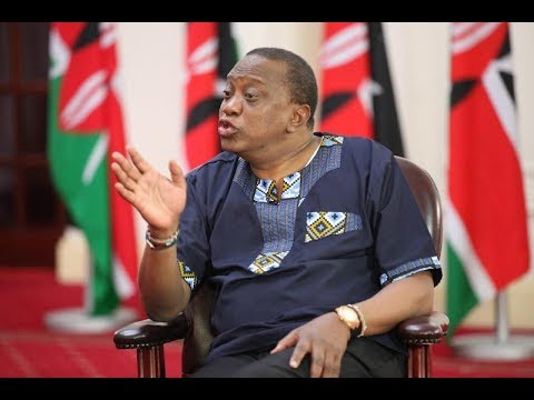 EXCLUSIVE: President Uhuru updates nation on manufacturing as a Big 4 Agenda | #TransformKenyaSG