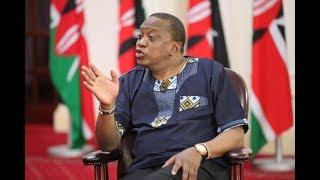 EXCLUSIVE: President Uhuru updates nation on manufacturing as a Big 4 Agenda | #TransformKenyaSG