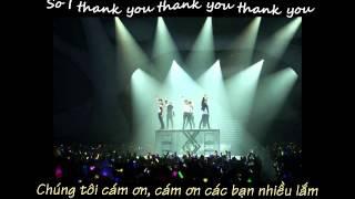 Thank you - 2PM [Vietsub]