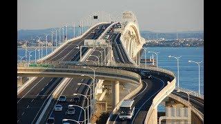 Как устроен мост-тоннель за 11 млрд: японский Aqualine