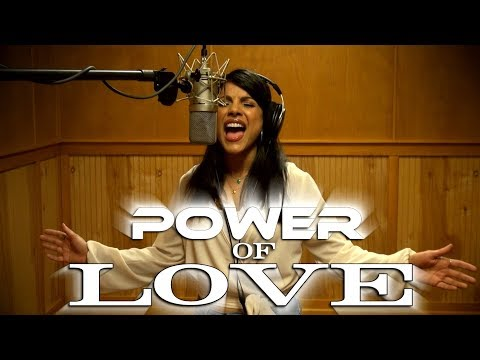 Mo cover of the Power of Love by Celine Dion