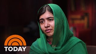 Malala Yousafzai Opens Up About Going To College And Her New Children's Book | TODAY