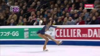 Евгения Медведева   Чемпионат мира по фигурному катанию Бостон 2016   Произвольная программа