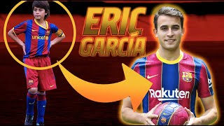 ? From LA MASIA to FIRST TEAM... BEST OF ERIC GARCÍA ?