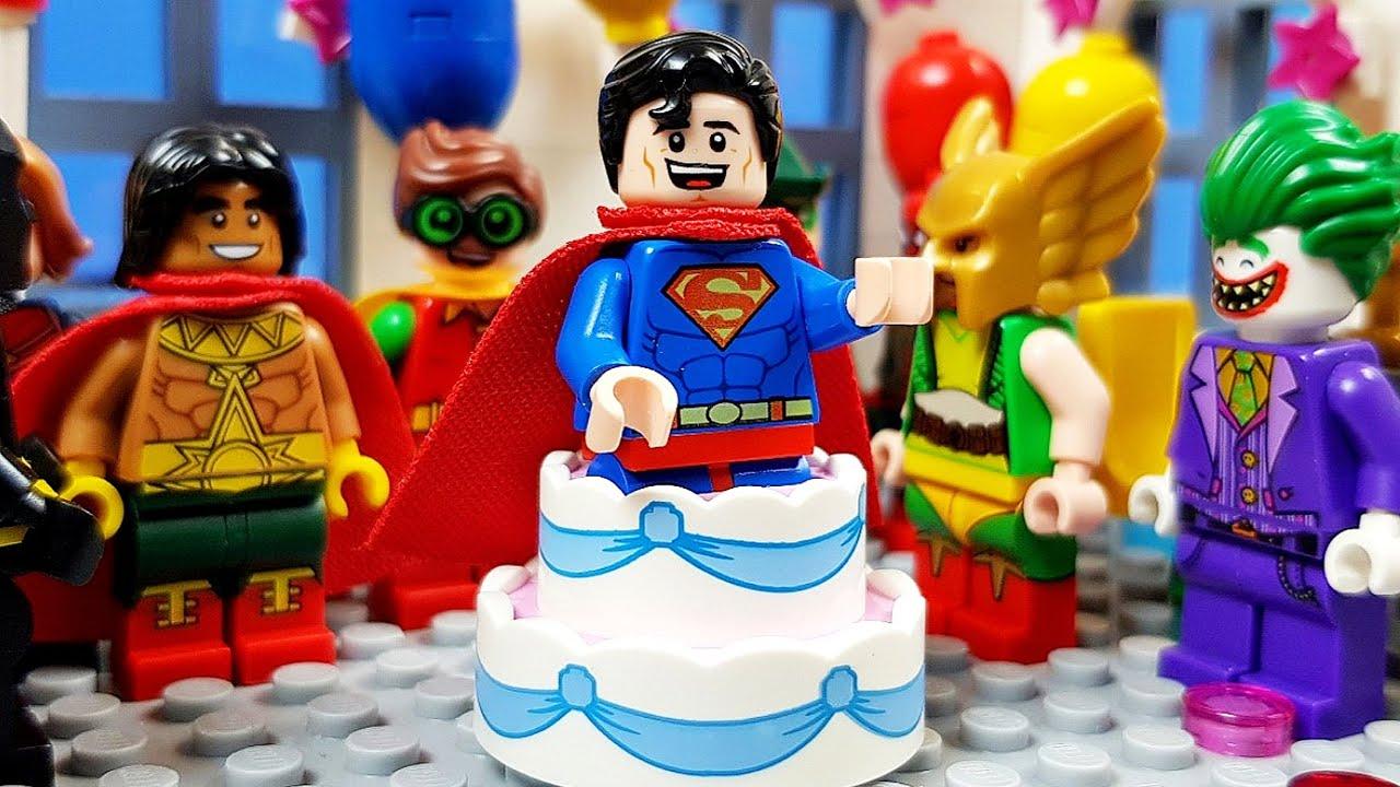 Lego Superman's Birthday