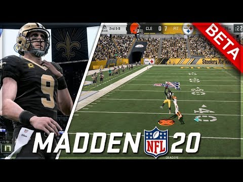 Madden 20 Beta Review + Q&A   Madden 20's Gameplay Is Unreal!