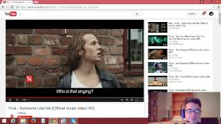 Reaction to Ylvis-- Someone Like Me