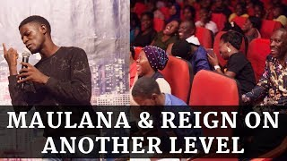 MAULANA & REIGN LEAVE THE AUDIENCE YEARNING! COMEDY FILES UGANDA 2019