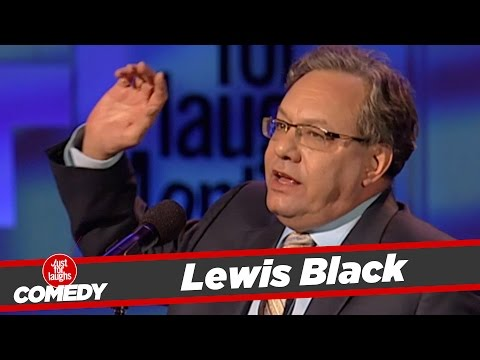 Lewis Black Stand Up – 2009