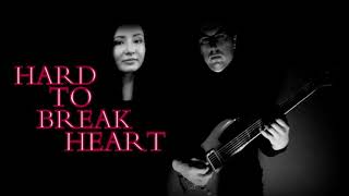 Video Romantic Kreation - Hard To Break Heart [OFFICIAL LYRIC VIDEO]
