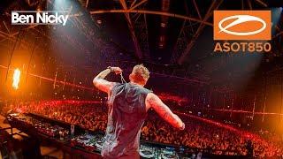 Ben Nicky live at A State Of Trance 850, Jaarbeurs Utrecht. [#ASOT850] [HD]