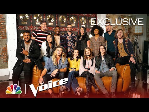 Behind the Battles: Team Adam with CeeLo Green - The Voice 2018 (Digital Exclusive)