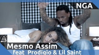 NGA   Mesmo Assim (Feat: Prodígio & Lil Saint)   COVER  