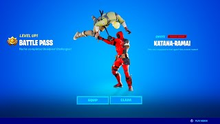 Fortnite Deadpool Week 5