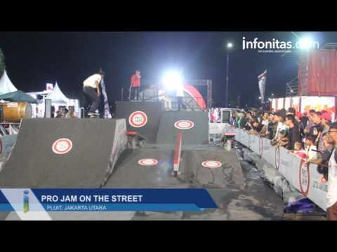 Pro Jam On The Street
