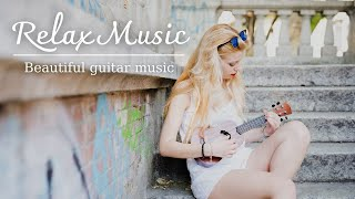 Super Happy Acoustic Guitar Music 24/7, happy guitar music cheerful morning