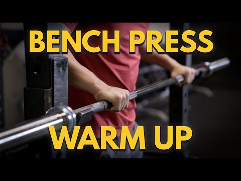 Add These Two Things to your Bench Press