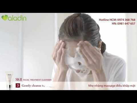 Sữa rửa mặt dạng bọt SK-II Facial Treatment Gentle Cleanser