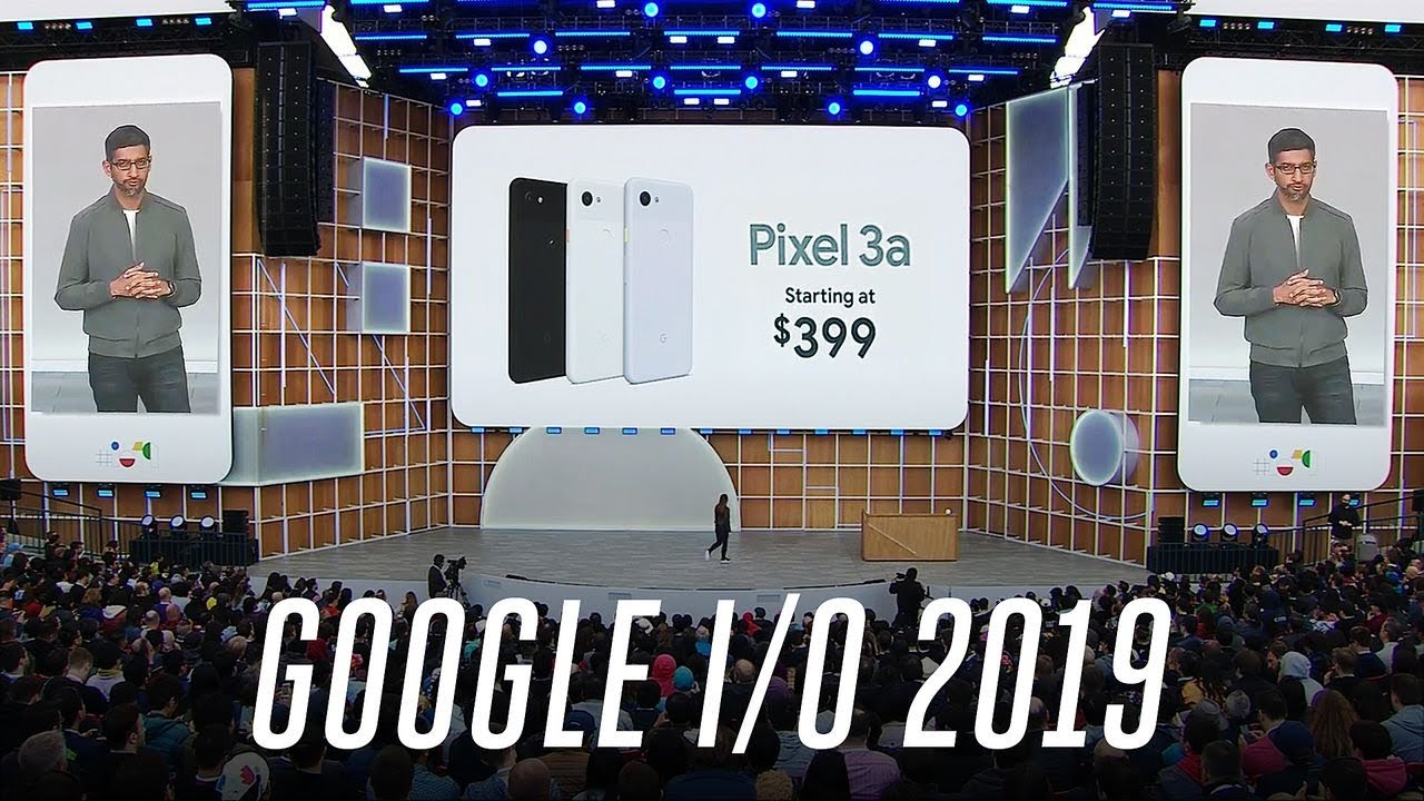 Google I/O 2019 event in 13 minutes thumbnail