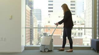 Thumbnail for Whiz autonomous vacuum sweeper by SoftBank Robotics