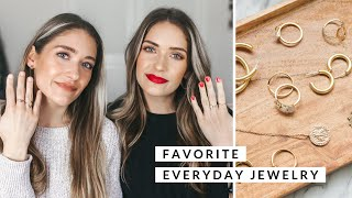 Favorite Everyday Jewelry   Affordable Jewelry