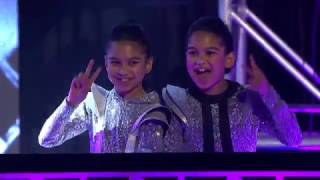 DJS Amira & Kayla Performance At The Global Spin Awards