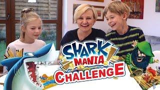 Shark Mania, Spin Master - Challenge
