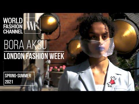 Bora Aksu spring-summer 2021 | London Fashion Week