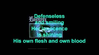 Evergrey Harmless Wishes with Lyrics on Screen