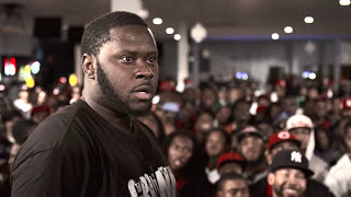 Rap Battle America - YUNG ILL vs T-REX