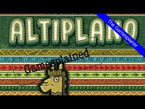 Altiplano Gamesplained - Part 1