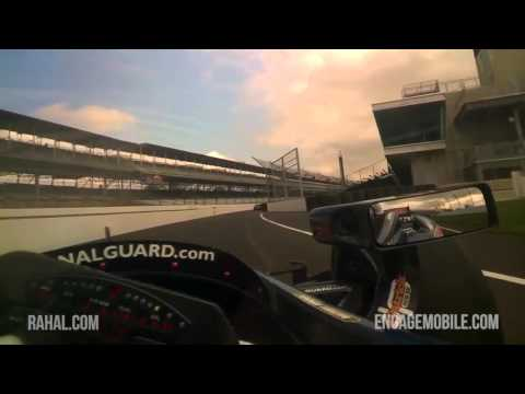 Engage Mobile Presents The Art of the Verizon IndyCar Pit Stop with RLL Racing using Google Gl    HD