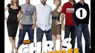 The Chris Moyles Show - Nana Window song [HQ]