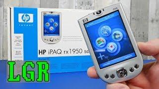 HP iPAQ RX1955: The 2005 Windows Pocket PC Experience