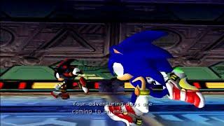 Sonic Adventure 2 HD - Shadow vs Sonic [FINAL]