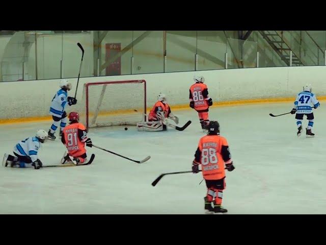 Хоккейные баталии