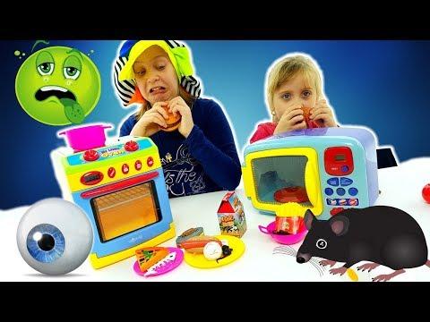 Masterchef junior con TV PER BAMBINI nuova cucina giocattolo, accessori, ricette, elettrodomestici