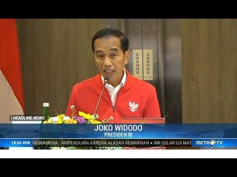 Jokowi Tegur Kepala Daerah soal Penanganan Karhutla