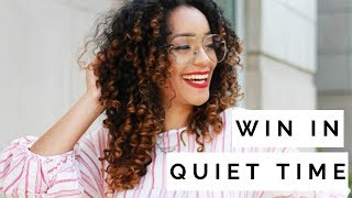10 TIPS FOR A POWERFUL QUIET TIME WITH GOD | L'amour In Christ