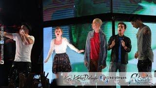 Chino & Nacho  - Me Voy Enamorando en VIVO (Forum de Valencia 18-07-2015)