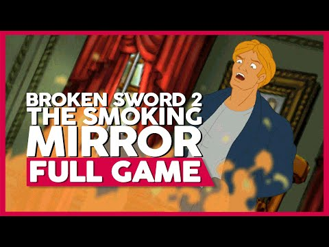 Broken Sword 2 (Original Game) | PC | Full Gameplay/Playthrough | No Commentary